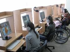 Особенности обучения студентов инвалидов